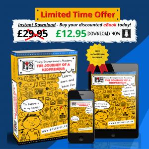 The journey of a kidpreneur ebook